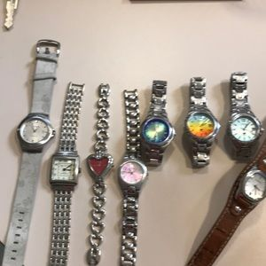 Bundle of watches